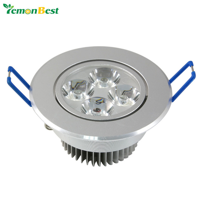 3W 4W 5W Recessed Ceiling Downlight LED lamp Recessed Cabinet Wall Bulb 85V-245V for Home Living Room illumination 3pcs/lot