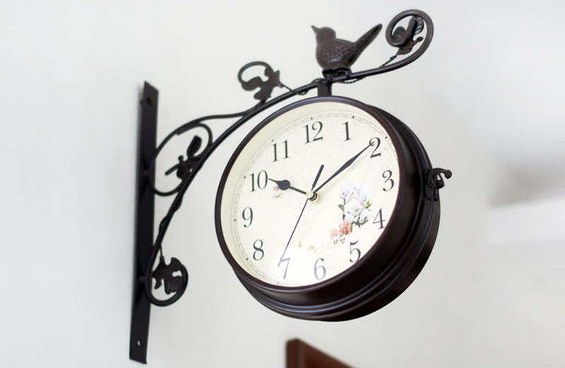 orologio da giardino
