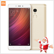 "Original Xiaomi Redmi note 4 Prime 3GB RAM 64GB ROM Deca Core 5.5 "" 1080P MIUI 8 Fingerprint ID note4 4G FDD LTE cellphone"