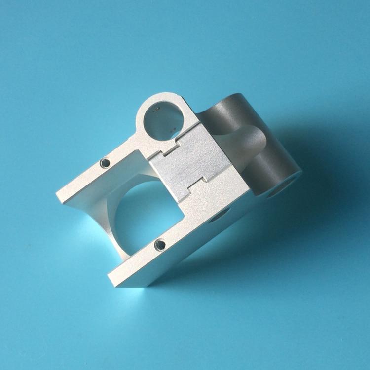 Funssor UM2+ 3D printer V6 jhead single extruder mount Ultimaker2+all metal print head hot end mount For 6MM smooth shaft цены