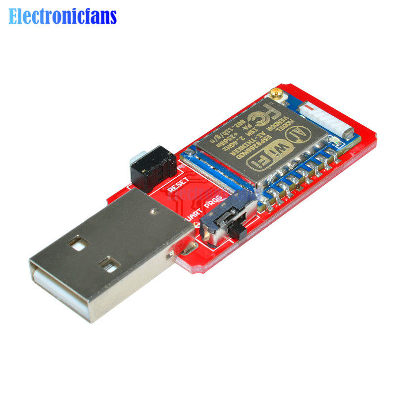 ESP8285 ESP-M3 Mini Ultra-Small Size Serial Wireless WiFi Transmission  Module Fully Compatible With ESP8266 32-bit CPU