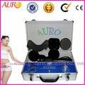 Precio de fábrica outlet ventas portátil G5 espalda masajeador VIBRADOR ELÉCTRICO Cuerpo masaje vibración que adelgaza la máquina para uso doméstico