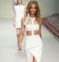 dc9c46ffc924a White Short Front Long Back Dress Promotion-Shop for Promotional ...