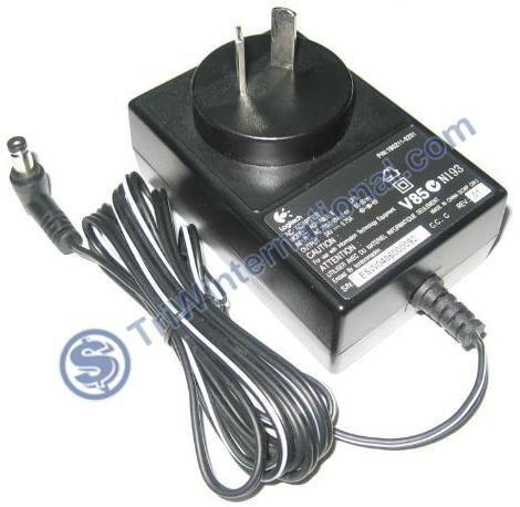 f64d640d7ab Logitech ADP-18LB E 24V 0.75A AC Power Adapter for Momo Racing force  feedback wheel Australian Type I - 00839 free shipping