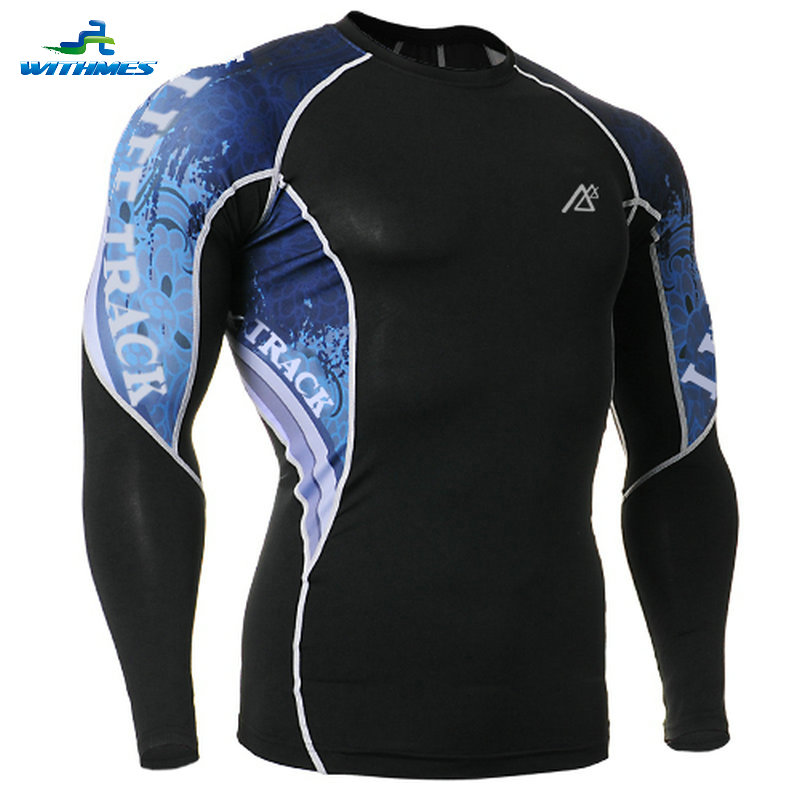 C2L-B48 Hot Sell Men's Plus Size Long Sleeves Compression Brazil Club Jersey Teams Rugby T Shirts Tight Soccer Tops Football Tee(China (Mainland))