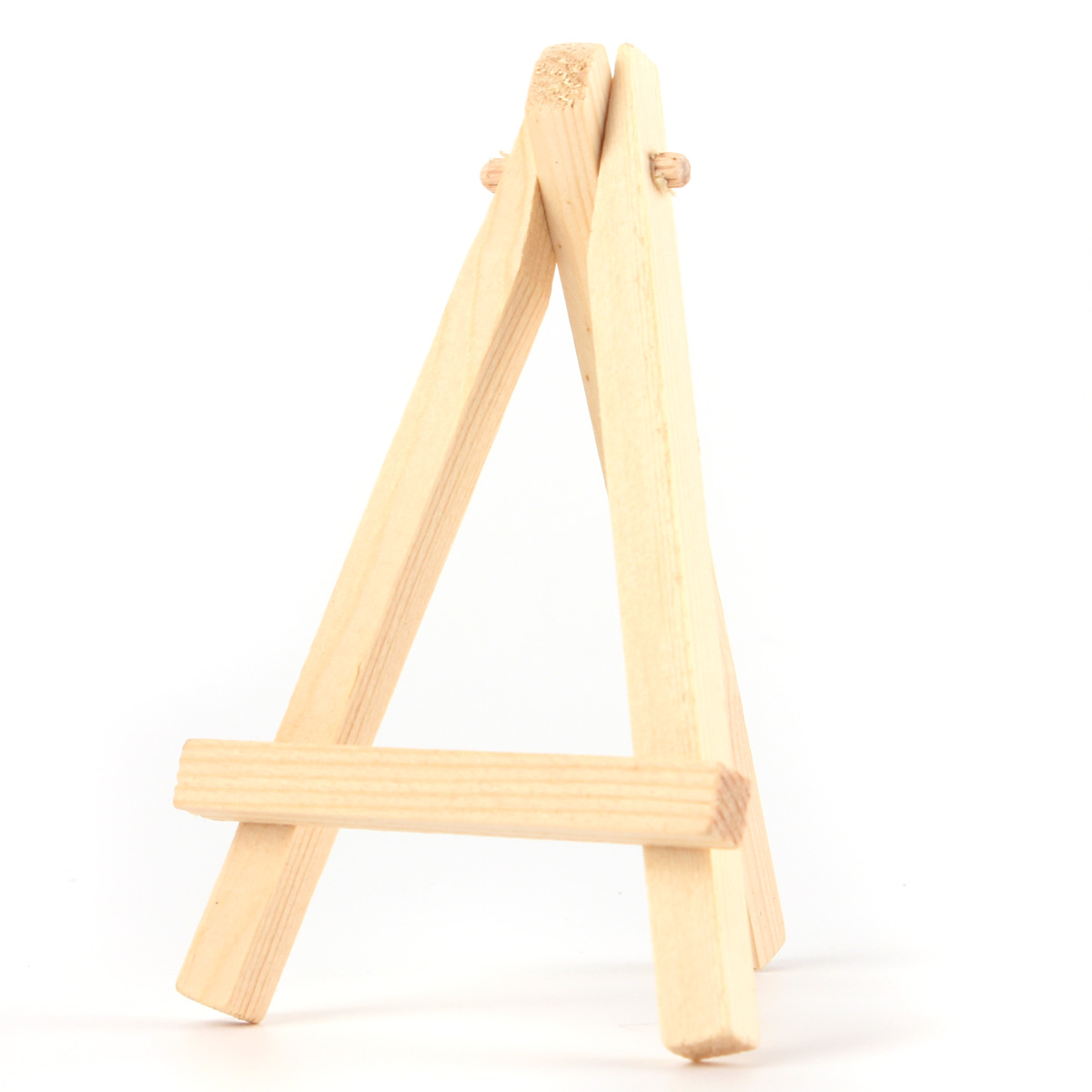 10PCS Kids Mini Wooden Easels Art Painting Card Stand Display ...