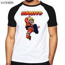 Naruto uzumaki uchiha sasuke t- shirt