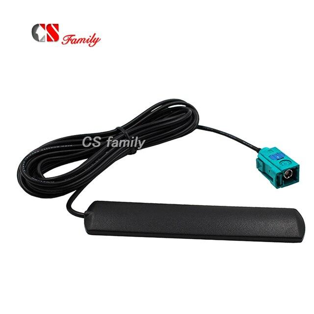 Bluetooth WiFi Fakra Z Cáp Ăng-ten Bên Ngoài Bộ Chuyển Đổi Bên Ngoài Phù Hợp cho BMW 1 Series X5 CIC NBT