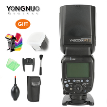 YONGNUO YN600EX-RT II 2.4G Wireless HSS 1/8000s Master TTL Flash Speedlite for Canon 60D 650D Camera as 600EX-RT YN-600EX RT II