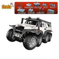 New LEPIN 23011 2959Pcs Technic Series Off Road Vehicle Car Styling Model Building Kits Block Bricks