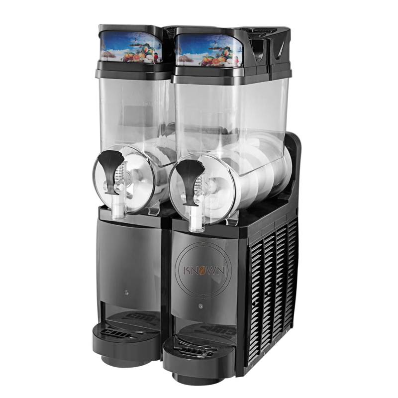Hot Sale Of Slush Ice Machine 2 Tank Slush Machine Commercial In China