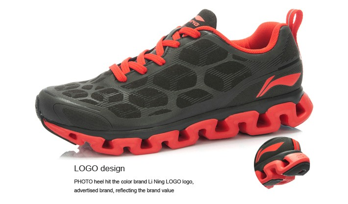 Li-Ning Men Running Shoes Light Mesh Breathable Cushioning Li-ning Arch Techonology Sneakers Sport Shoes ARHJ049 XYP039 7