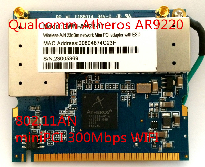 AR9220 ATHEROS DOWNLOAD DRIVERS