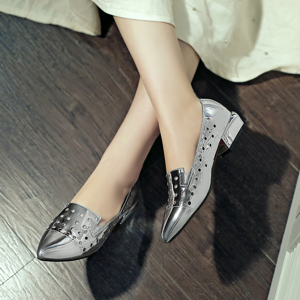 Comfortable Gold Shoes Promotion-Shop for Promotional Comfortable ...