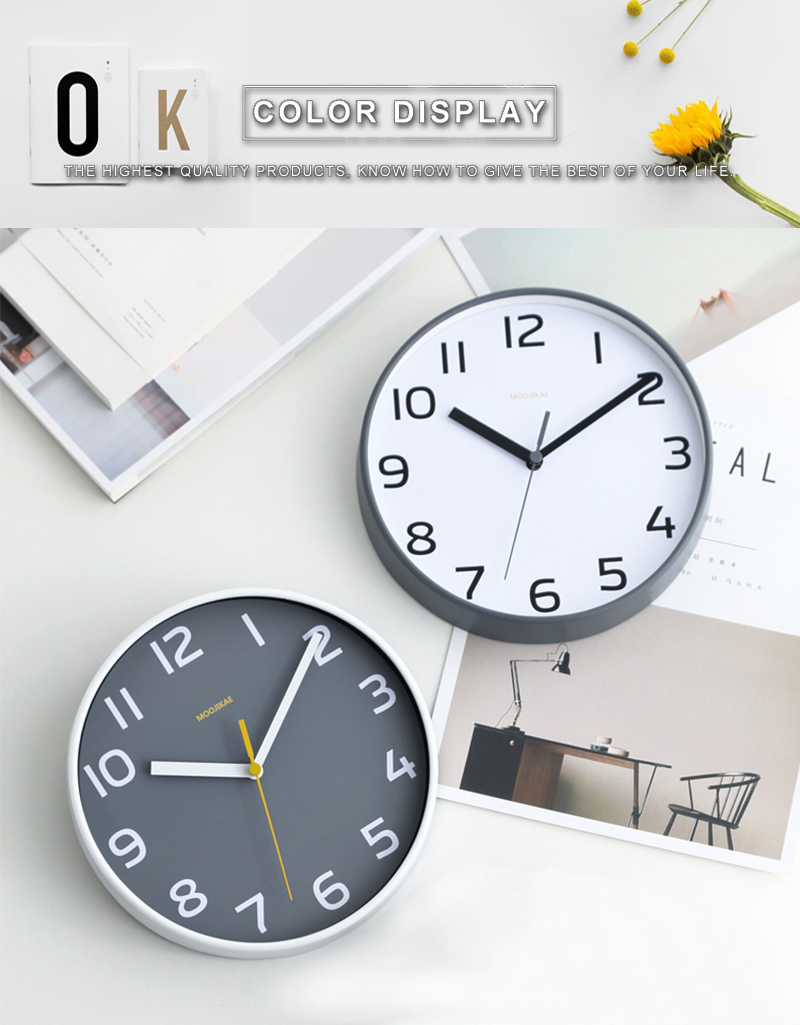 electronic thermometer desktop clock old clock metal clock vintage table clock silent clock small digital clock watch desk desk clock digital (8)