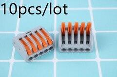 Φ_Φ10 шт./лот 222-413 PCT-213 Универсальный Компактный ...