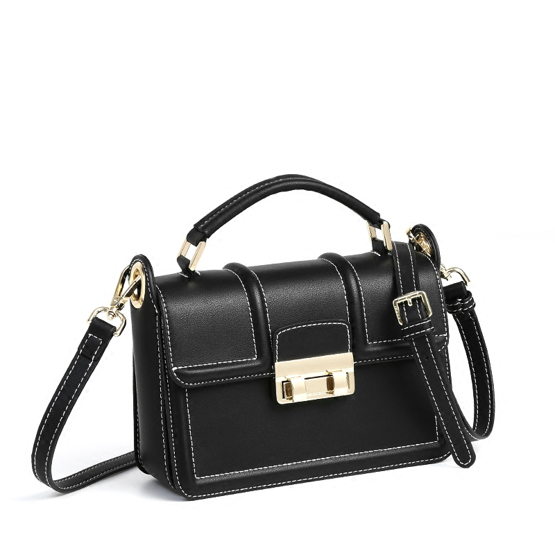 New Shoulder Bag Messenger All match Fashion Small Package  bags large capacity female Women Casual Clutch LuxuryCrossbody Bags 2017 fashion all match retro split leather women bag top grade small shoulder bags multilayer mini chain women messenger bags
