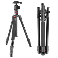 Neewer 62/158cm Alluminum Alloy Camera Tripod Stand Monopod+Ball Head+Quick Release Plate For Canon/Nikon/Pentax/Sony DSLR