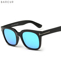 BARCUR TR90 Frame Quality Sunglass Polarized Classic Men S Sunglasses Women Sun Glass With Box