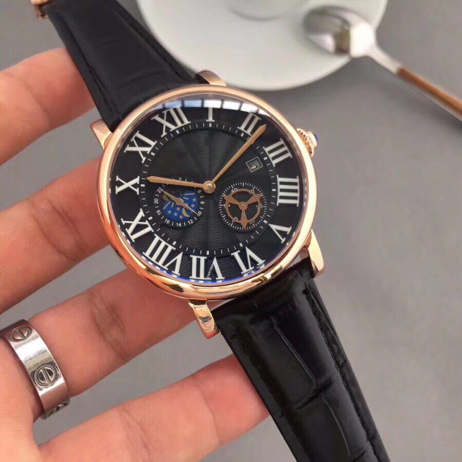 WC0798 Mens Watches Top Brand Runway Luxury European Design Automatic Mechanical Watch цена и фото