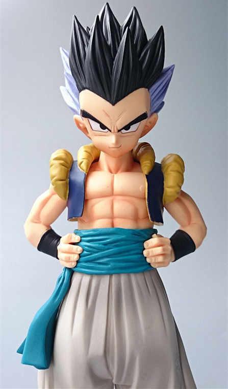 Gotenks Dragon Ball Anime Japonês Figuras de Ação & Toy Figuras Pvc Coleção Modelo Para O Presente de Natal/aniversário
