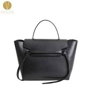 VIVIESTA GENUINE LEATHER 2018 Women s Designer Shoulder Bag ac7e51b0978fb
