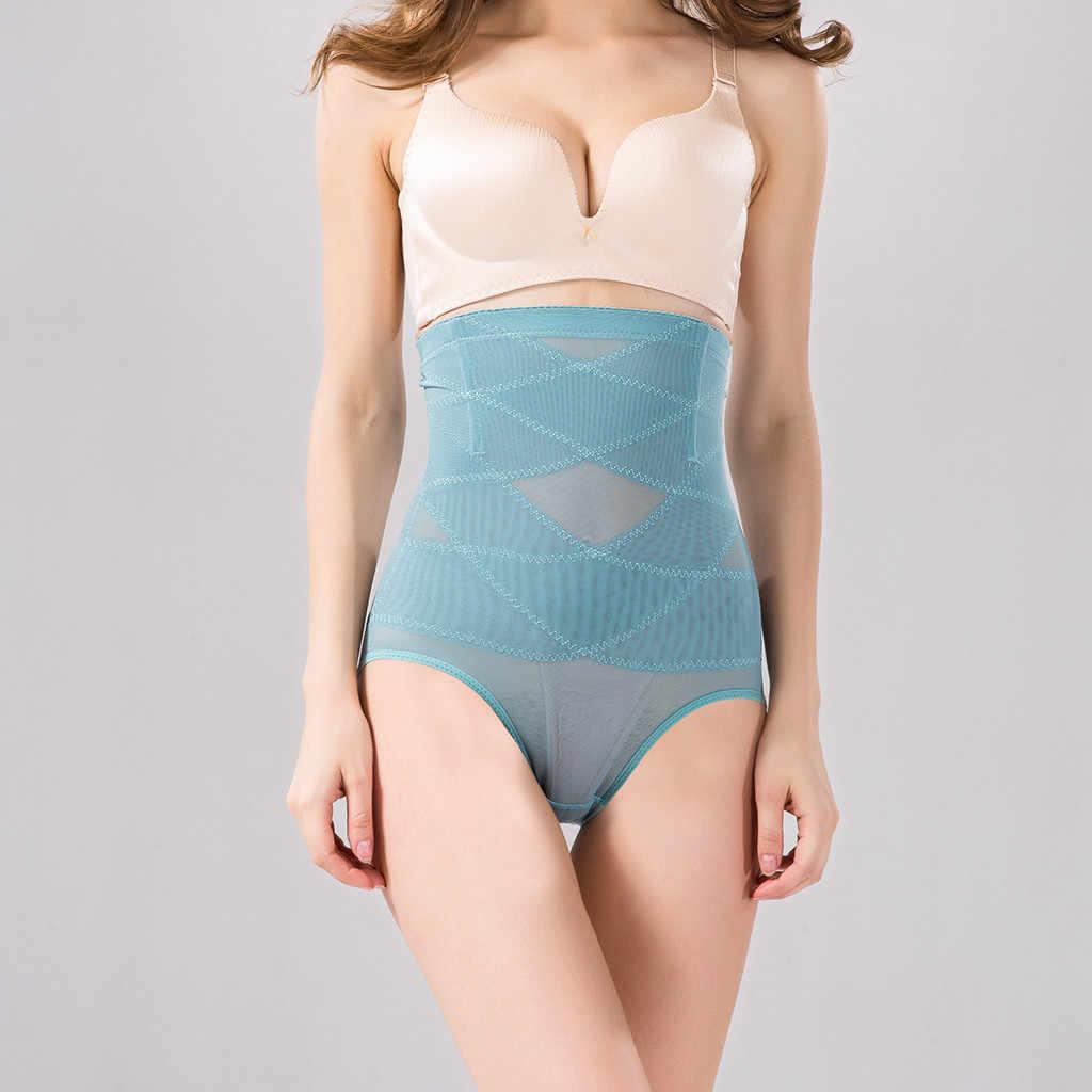 Ropa interior de mujer de cintura alta de postparto colección de ropa interior abdominal moldeador de cuerpo femenino de elevación butto vendaje para embarazadas