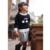 Bebé Niños Niñas Suéteres de Otoño Patrón de la Cereza de Invierno Jersey de Algodón Niños Niñas Suéter de Punto Para 1-5Y Niños Niños de la Rebeca