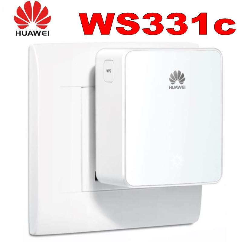 Wifi Repeater Huawei WS331C 300M Wireless Wifi Expander 2 4