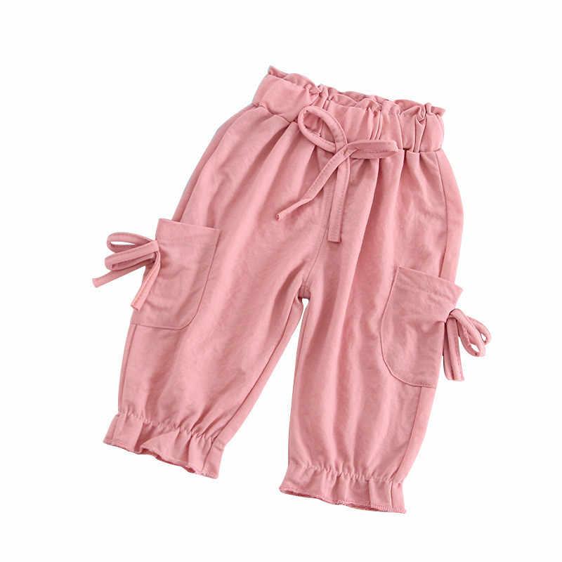 Новые шорты для маленьких девочек детская одежда короткие летние штаны для маленьких мальчиков с тонкой подошвой Повседневная Детская одежда шорты для мальчиков
