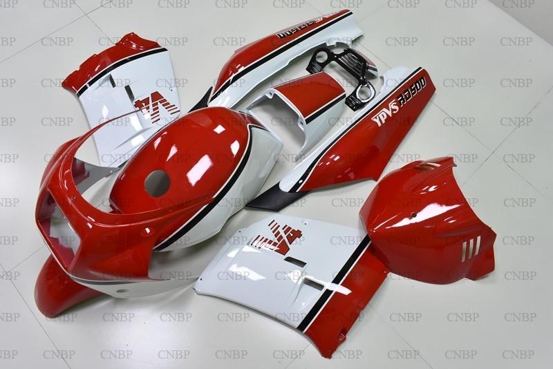 RD 500 LC 85 Moto Carénage pour Yamaha RZV500 1985 Jaune Carénage RD500LC 1985 Carénage Kits