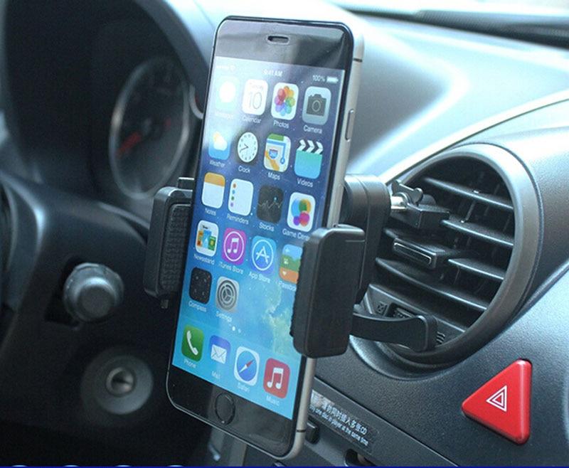 Rotary plastic Car Air <font><b>Vent</b></font> <font><b>Clip</b></font> GPS <font><b>Cell</b></font> <font><b>Phone</b></font> Mounts HOlders Stands For Doogee Shoot 1,Shoot 2 Doogee X5 MAX Pro F7 T6 Pro X10