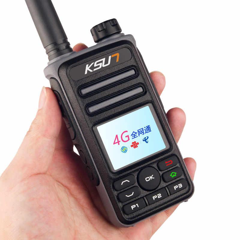 KSUN WCDMA オプションの Gps 国から距離トランシーバートランシーバーポジショニング民間 50 キロデュアルモードネットワークデジタルカーラジオ