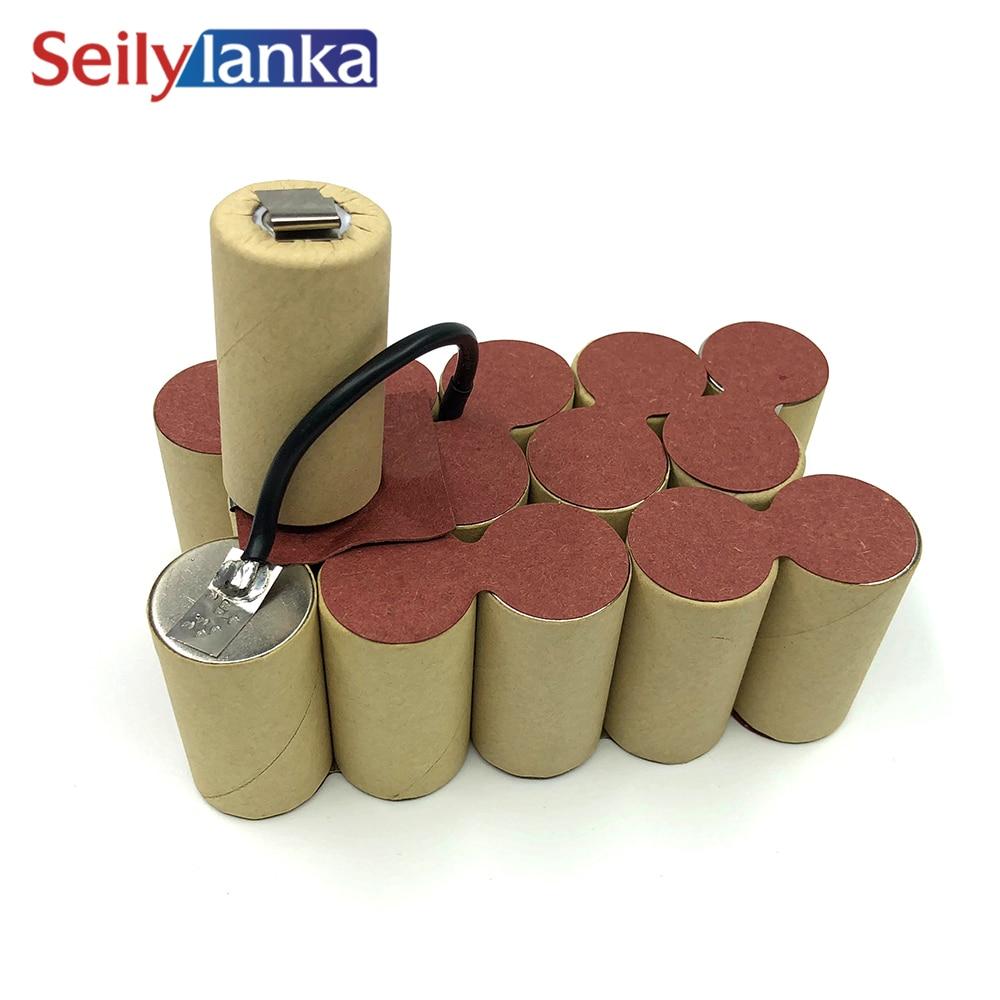 3000mAh for Einhell 18V Ni MH Battery pack CD e as 18 evo BT CD18 2B