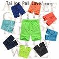 Los hombres de moda de playa shorts marca boardshort cortos de secado rápido 2016 pantalones cortos para hombre corto de bain homme homme M-3XL