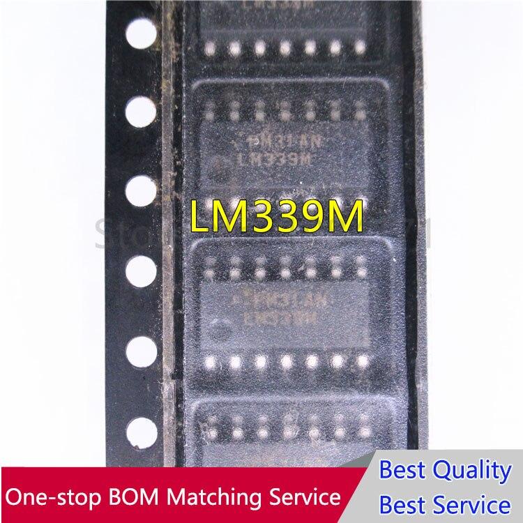 (20 pieces) LM339M SOP-14-voltage comparator