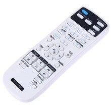 รีโมทคอนโทรลเหมาะสำหรับ Epson โปรเจคเตอร์ EH TW5300 EH TW5210 EH TW5350 EH TW5200 EB 1420Wi EB C26XE EH TW2800 EH TW2900