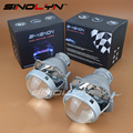 Car Styling 3.0 ''HID Bi-xenon Farol Lente Do Projetor Hella GEN5 para D1S D2S D2H D3S D4S Lâmpada Soquete Retrofit 35 W 55 W