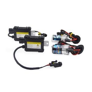 Image 2 - TPTOB 35W 55W Slim Ballast kit HID Xenon Light bulb 12V H1 H3 H7 H11 9005 9006 4300k 6000k 8000k Auto Xeno Headlight Lamp