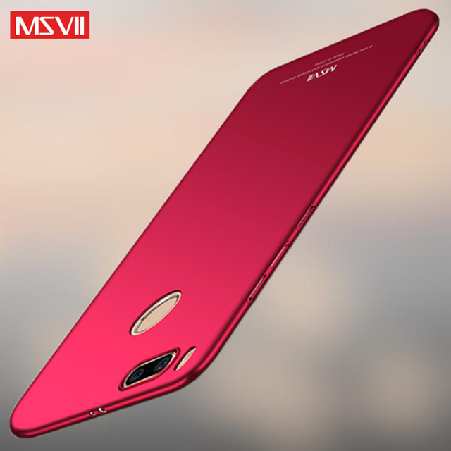 san francisco 02ac9 b9710 US $3.77 23% OFF|MSVII PC hard case For xiaomi mi A1 case Full protection  back Cover For xiomi miA1 A 1 64GB phone case coque xiao mi 5X-in Fitted ...