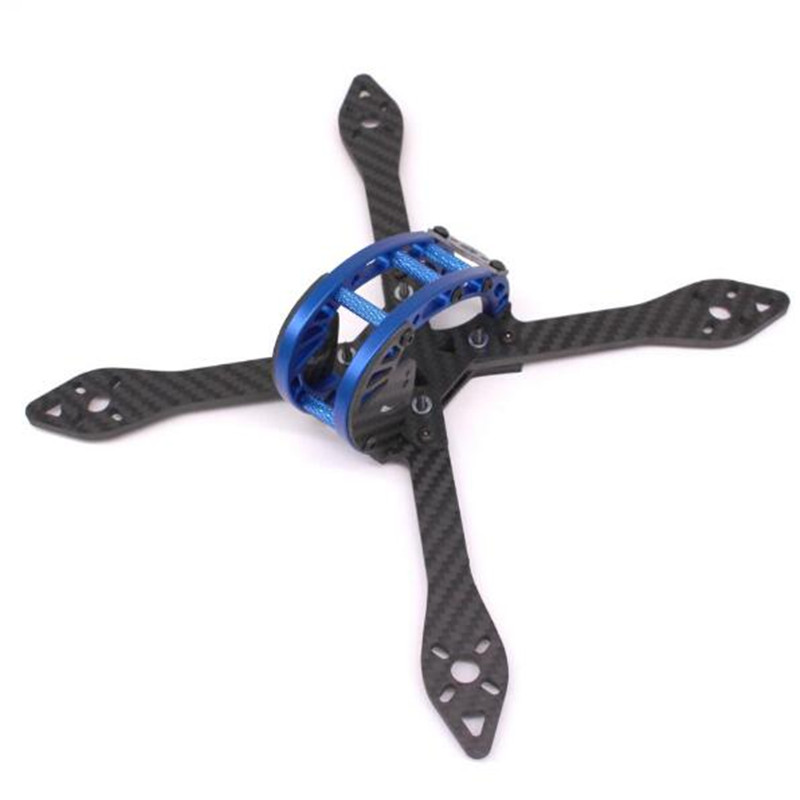 New PUDA O210 Frame Kit 210mm 4mm Arm 3K Carbon Fiber X Type For DIY FPV RC Quad Drone Motor Multirotor Cam Racing Parts Accs diy fpv mini drone qav210 zmr210 race quadcopter full carbon frame kit naze32 emax 2204ii kv2300 motor bl12a esc run with 4s