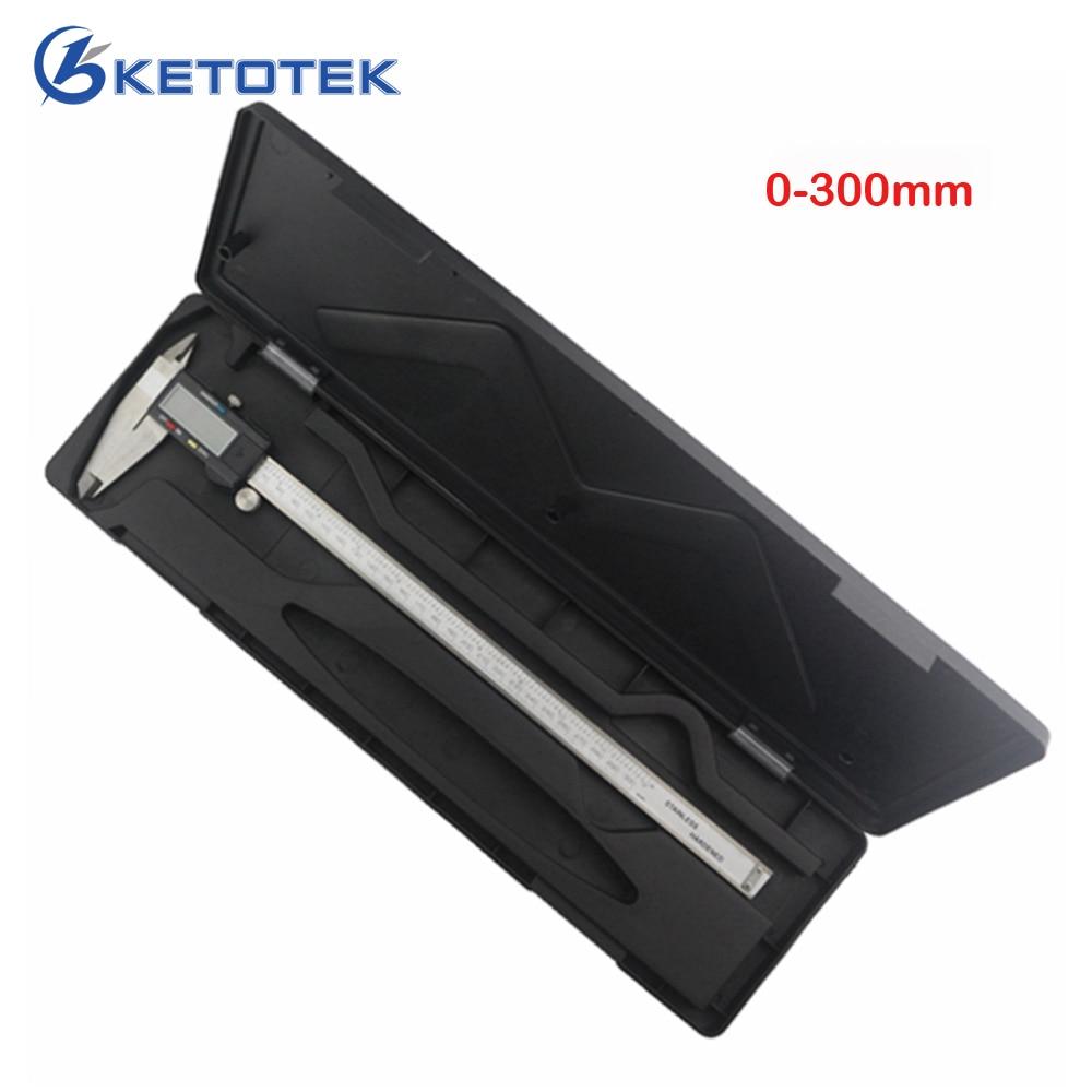 0 300mm 12 0 01mm Digital Caliper Ruller Meter Inch Electronic Stainless Steel Vernier Caliper Measuring