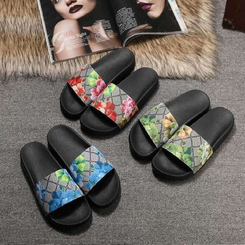 zpxhuh Women Fashion Wide Flat Slippery With Thick Sandals Slipper House Stud Flip Flop With Spike For Female shoes