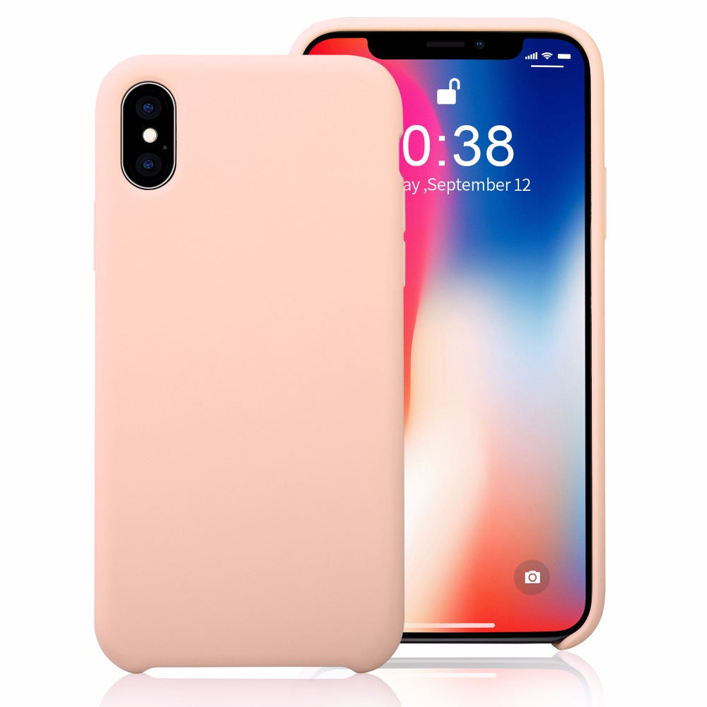 iphone X silicone Case 3