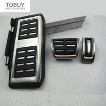 DEE автомобильные аксессуары для Volkswagen VW Golf MK7 7 VII Golf 7 Golf7 MT/AT акселератор тормоза ног педали наклейки