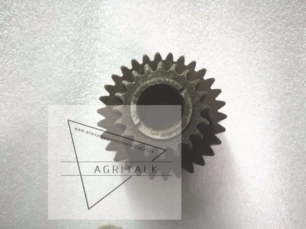 Shenniu SN254 304 tractor parts, the gear for power division, part number: 254.42.114 shenniu sn250 sn254 set of cylinder liner for engine hb295t part number 95 0101