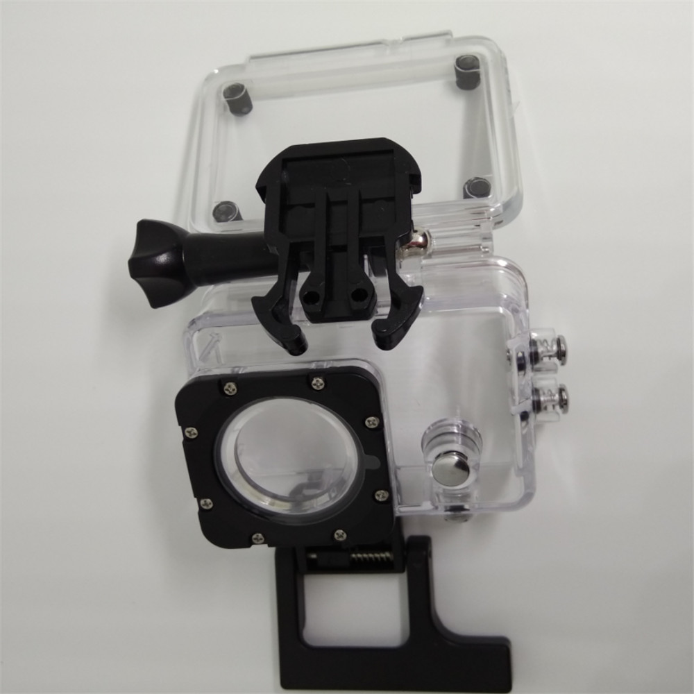 Купить с кэшбэком 40M Waterproof Housing Case for SJCAM SJ4000 WIFI SJ 4000 Plus Eken h9 Case h9r SJ4000 Accessories
