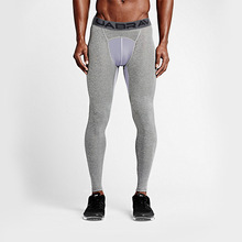 UABRAV Tights for Men Quick Dry Compression Pants Sweat Jogging Trousers Grey Black Running Sporswear Gym Leggings Fitness