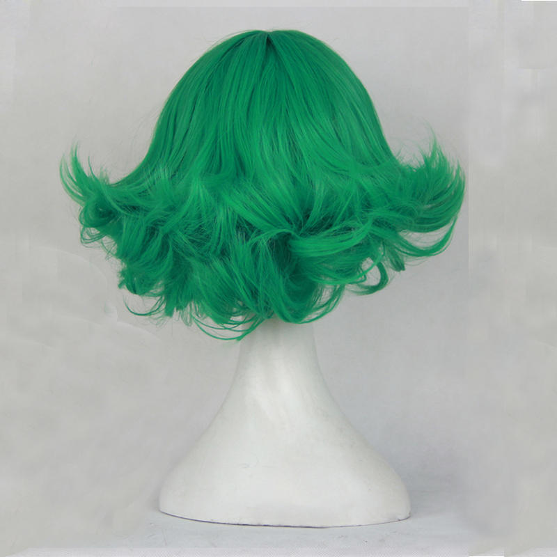 One Punch Man tatsumaki cosplay wig03