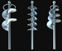 Argamassa agitando haste espiral misturador concreto broca de alta qualidade ferramenta de mistura concreto com cabeça sds para martelo elétrico água borer Acessórios para ferramenta elétrica    -